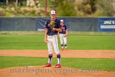 Baseball SHS vs Provo 4-15-2014