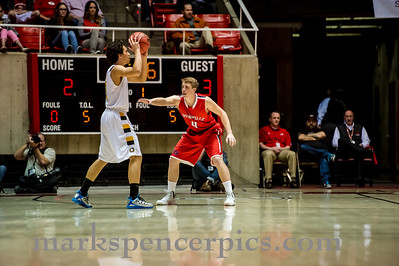 Basketball SHS vs Orem 3-7-2014
